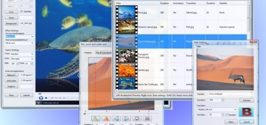DVD-slideshow