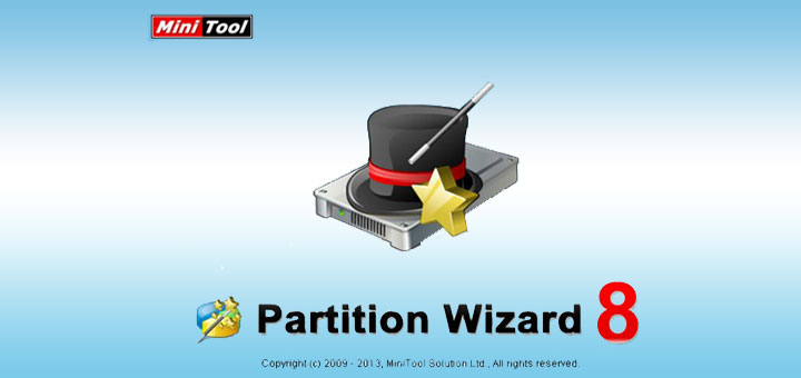 partition wizard 8