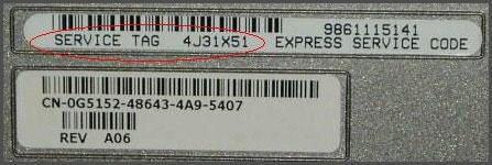 service-tag