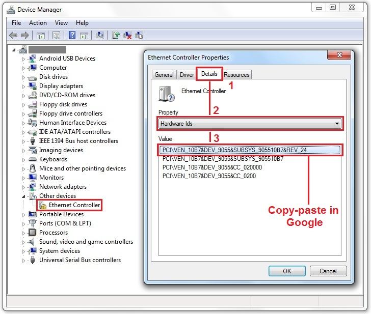 drivere-device-manager