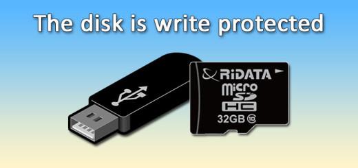 write-protected-error