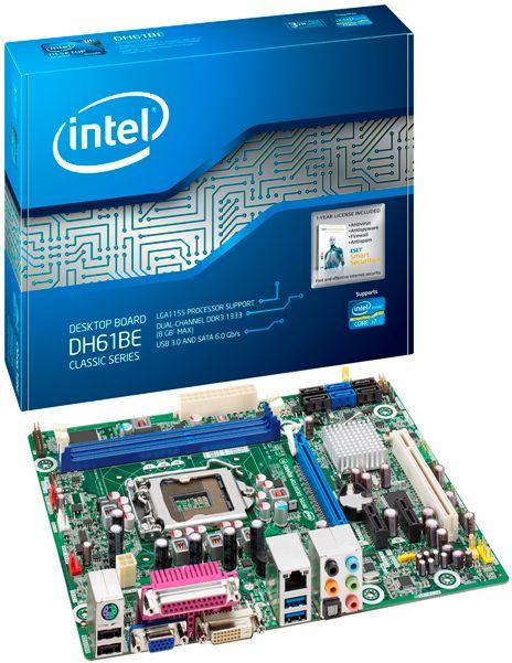 intel-dh61be