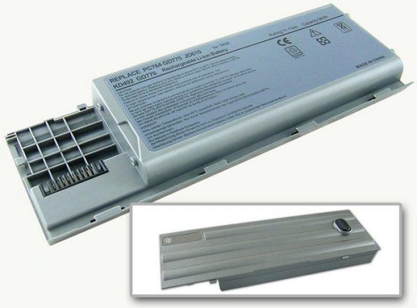 battery-dell latitude-d620-d630
