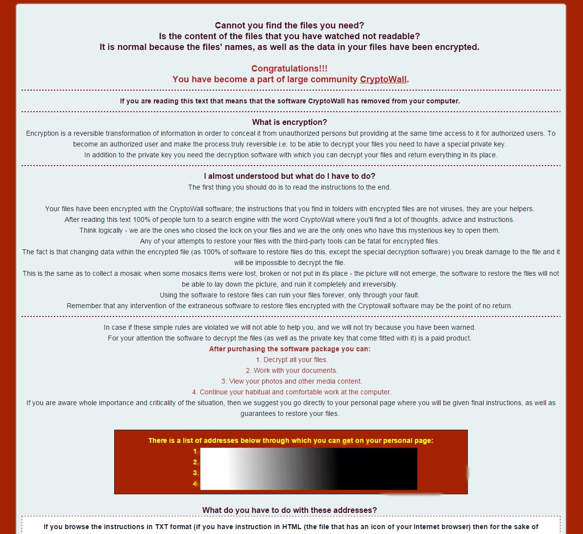 cryptowall-mesaj