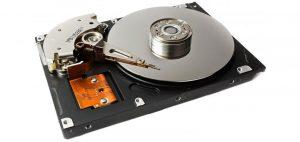 open-hard-disk