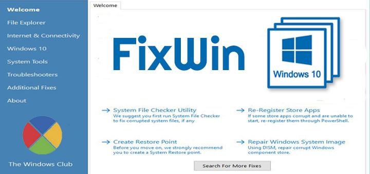 FixWin